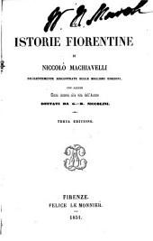 Le istorie fiorentine di Niccolò Machiavelli
