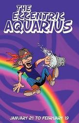 The Eccentric Aquarius PDF