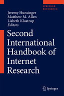 Second International Handbook of Internet Research