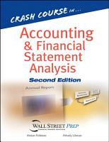 Crash Course in Accounting and Financial Statement Analysis PDF