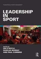 Leadership in Sport PDF