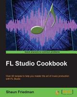 FL Studio Cookbook PDF