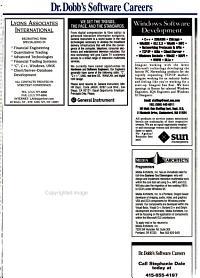 Dr  Dobb s Developer Update PDF