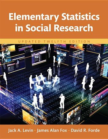 Elementary Statistics in Social Research PDF