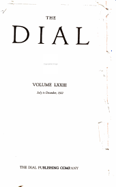 The Dial: Volume 73