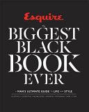 Esquire the Biggest Black Book Ever PDF
