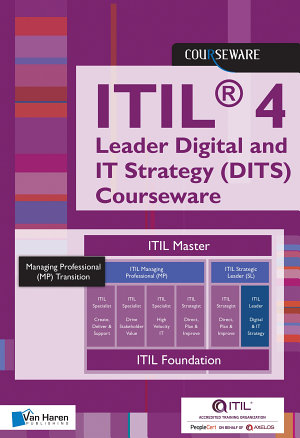ITIL   4 Leader Digital and IT Strategy  DITS  Courseware PDF