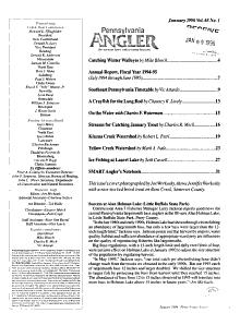Pennsylvania Angler PDF