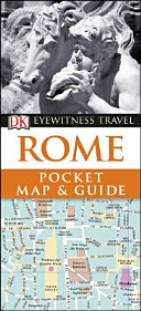 Rome   Dk Eyewitness Pocket Map and Guide