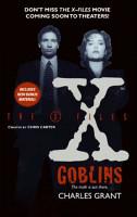The X Files  Goblins PDF