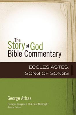 Ecclesiastes  Song of Songs