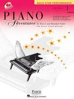 Piano Adventures Level 1 - Gold Star Performance Book