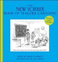 The New Yorker Book of Teacher Cartoons PDF