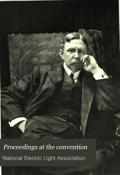 Proceedings at the Convention: Volume 23