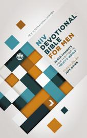 NIV, Bible for Men, eBook: Fresh Insights for Thriving in Today's World