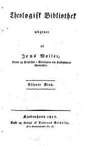 Theologisk bibliothek: Bind 11–12