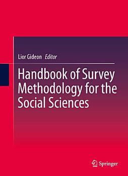 Handbook of Survey Methodology for the Social Sciences PDF