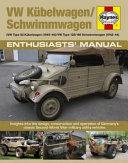 VW Kubelwagen Schwimmwagen  VW Type 82 Kubelwagen  1940 45    VW Type 128 166 Schwimmwagen  1941 44