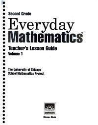 Everyday mathematics PDF