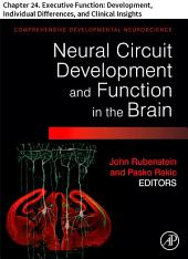 Comprehensive Developmental Neuroscience: Neural Circuit Development and Function in the Heathy and Diseased Brain: Chapter 24. Executive Function: Development, Individual Differences, and Clinical Insights
