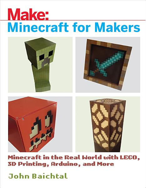 Download Minecraft for Makers Book