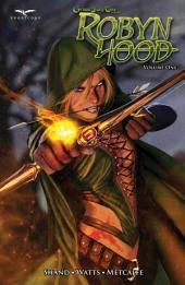 Robyn Hood Volume 1 Origins