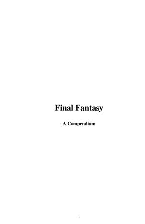 Final Fantasy PDF
