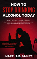 How To Stop Drinking Alcohol Today PDF