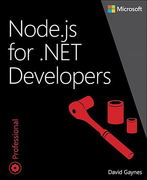 Node js for  NET Developers
