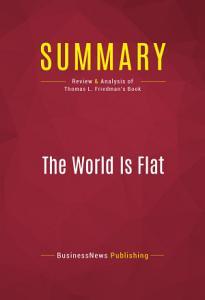 Summary  The World Is Flat PDF