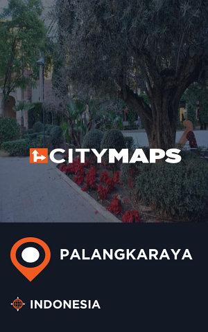City Maps Palangkaraya Indonesia