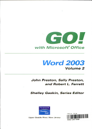 Word 2003 PDF