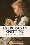 Exercises in Knitting