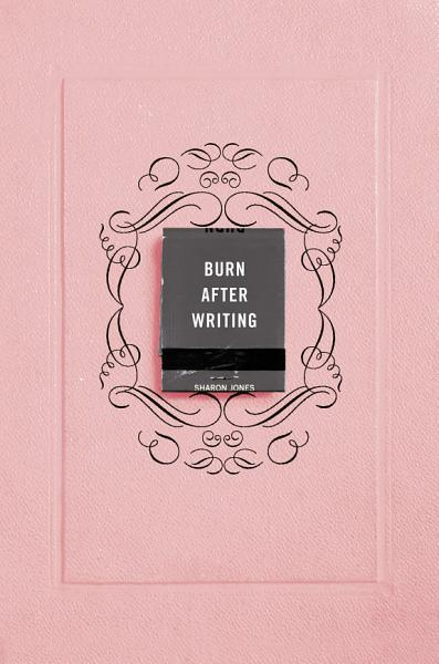 Download Burn After Writing  Pink  Book
