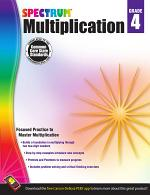 Multiplication Workbook, Grade 4