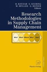 Research Methodologies In Supply Chain Management Book PDF