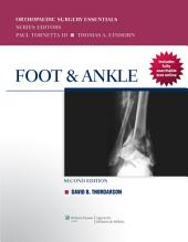 Foot & Ankle: Edition 2