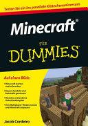 Minecraft F  r Dummies PDF
