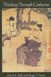 Thinking Through Confucius Book