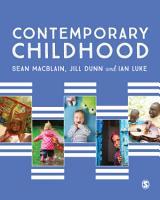 Contemporary Childhood PDF