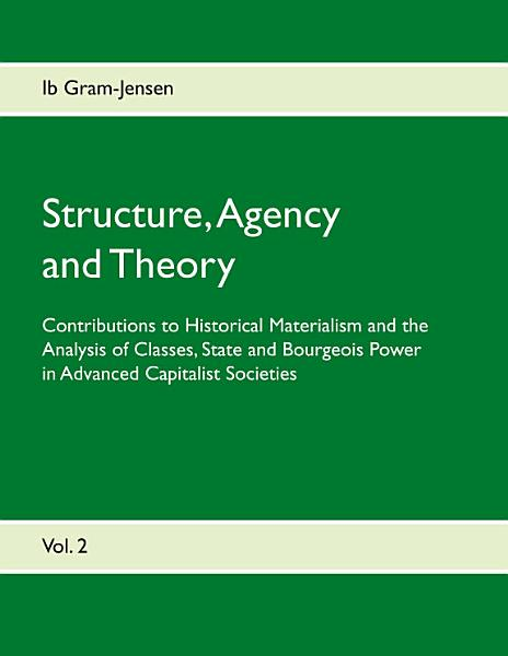 Download Structure  Agency and Theory Book