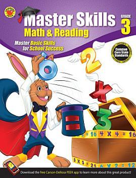 Math   Reading Workbook  Grade 3 PDF