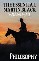 The Essential Martin Black, Volume No. 2
