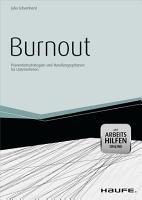 Burnout mit Arbeitshilfen Online PDF