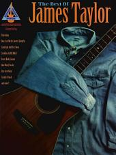 The Best of James Taylor Songbook