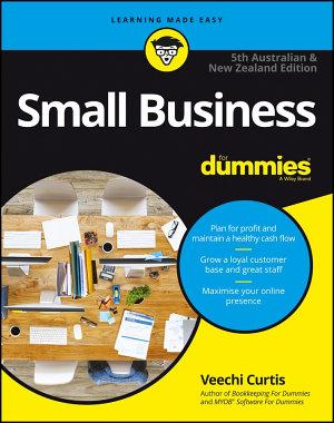 Small Business For Dummies   Australia   New Zealand