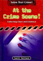 At the Crime Scene  PDF