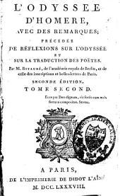 L'Iliade et l'Odyssée: Volume8