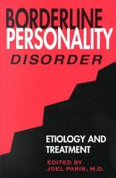Borderline Personality Disorder PDF