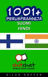 1001+ perusfraaseja suomi - Hindi